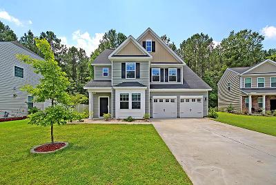 Moncks Corner Single Family Home For Sale: 1049 Bald Cypress Drive
