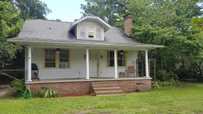 Charleston Single Family Home For Sale: 324 Woodland Shores Road