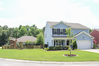 Charleston Single Family Home For Sale: 267 Nelliefield Creek Drive