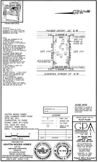 Residential Lots & Land For Sale: 210 Ilderton Drive
