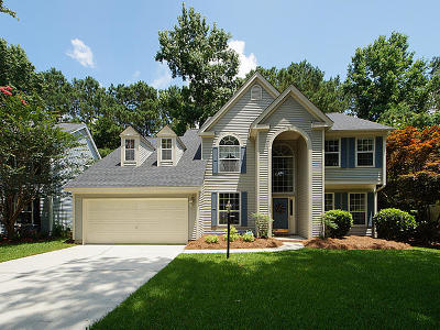 Goose Creek Single Family Home For Sale: 123 Isherwood Drive
