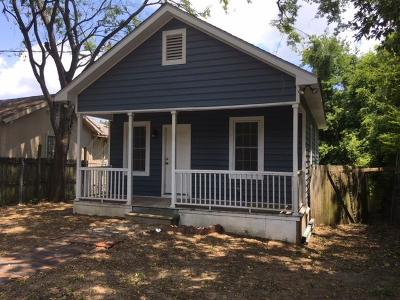 Charleston Single Family Home For Sale: 1813 Dayton Street