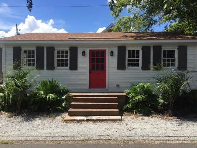 Single Family Home For Sale: 1 Senate Street