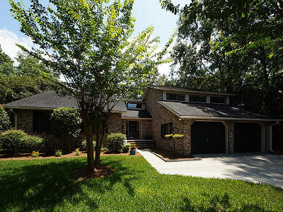 Goose Creek Single Family Home Contingent: 139 Hickory Trace Drive