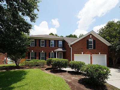 Goose Creek Single Family Home Contingent: 100 N Warwick