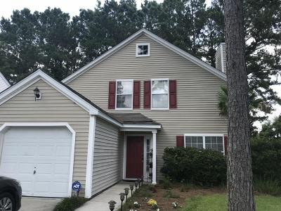 Charleston Single Family Home For Sale: 1396 Water Edge