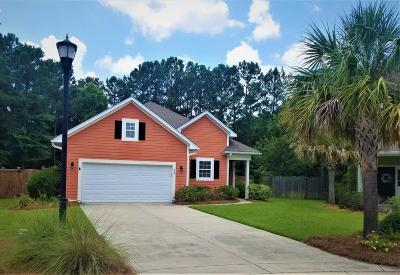 Single Family Home For Sale: 350 Cypress Walk Way