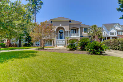 North Charleston Single Family Home For Sale: 8883 E Fairway Woods Circle