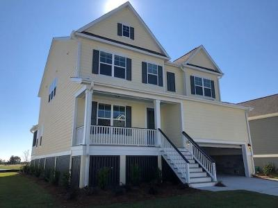 Mount Pleasant SC Single Family Home For Sale: $660,000