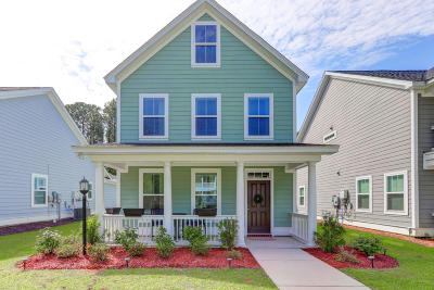 Johns Island Single Family Home For Sale: 2933 Swamp Sparrow Circle