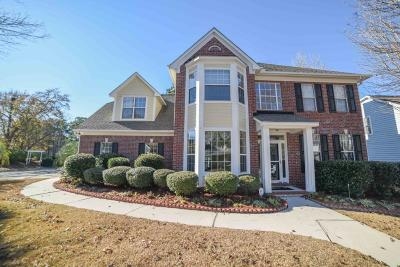 Mount Pleasant Single Family Home For Sale: 2864 Colonnade Drive