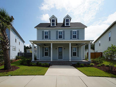 Summerville Single Family Home For Sale: 402 Park Place Circle