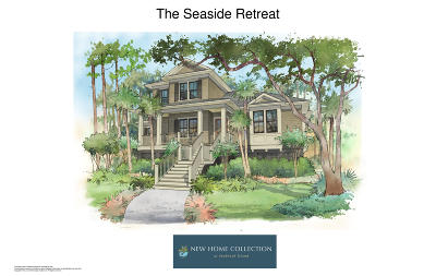 Seabrook Island Single Family Home For Sale: 2920 Capn Sams Road