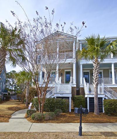 Mount Pleasant SC Attached For Sale: $582,500