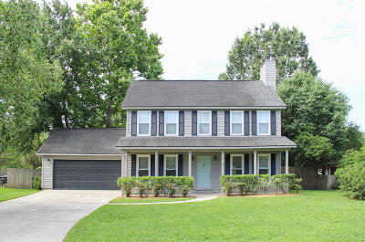 Mount Pleasant Single Family Home For Sale: 1503 Hidden Bridge Drive
