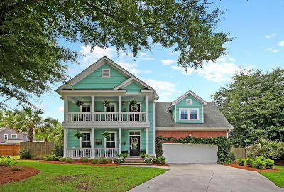 North Charleston Single Family Home Contingent: 1423 Jockey Court