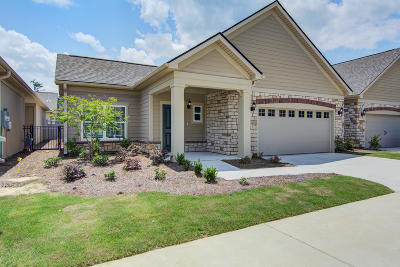 Single Family Home For Sale: 403 Claymoor Village Lane