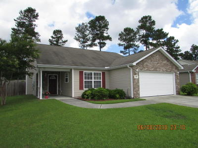 Single Family Home Contingent: 409 Meadowview Trail