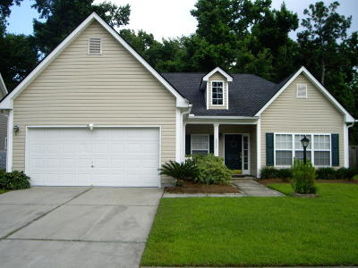 Johns Island Single Family Home For Sale: 2821 August Road