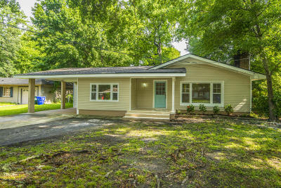 Charleston Single Family Home For Sale: 1328 S Sherwood Drive