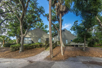 Edisto Island SC Attached For Sale: $119,900