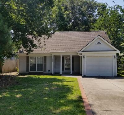 Goose Creek Single Family Home Contingent: 127 Alston Circle