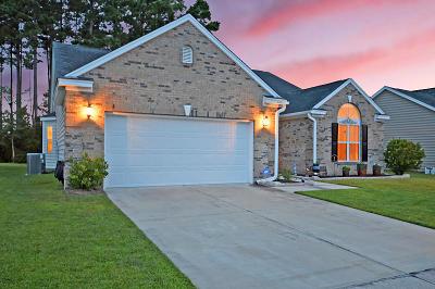 Summerville Single Family Home For Sale: 107 Carnegie Court