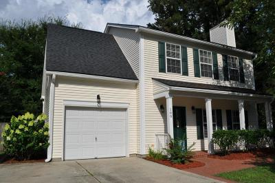 Goose Creek Single Family Home For Sale: 100 Hearthstone Circle