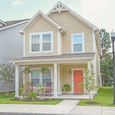 Summerville Single Family Home For Sale: 437 Verbena Avenue