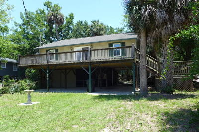 Edisto Beach SC Single Family Home For Sale: $350,000