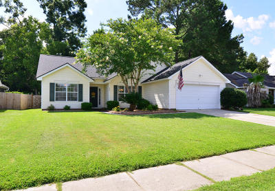 Charleston Single Family Home For Sale: 437 Cabrill Drive