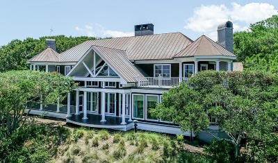 Seabrook Island Single Family Home For Sale: 1161 Oyster Catcher Court