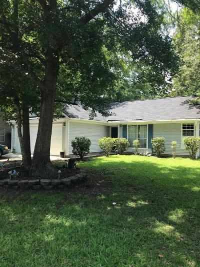 North Charleston Single Family Home For Sale: 4158 Gaines Mill Drive