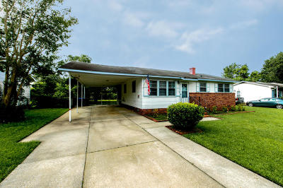 North Charleston Single Family Home For Sale: 2691 Orchid Avenue Avenue