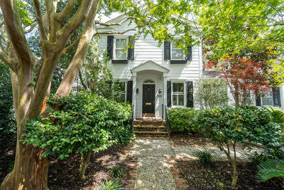 Charleston SC Single Family Home For Sale: $849,900