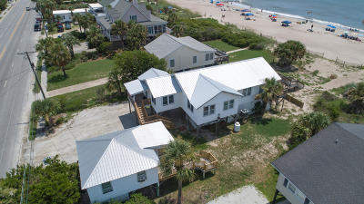 Edisto Island SC Single Family Home For Sale: $885,000