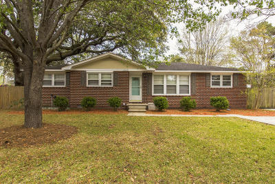 Charleston Single Family Home For Sale: 2628 Ridgewood Avenue