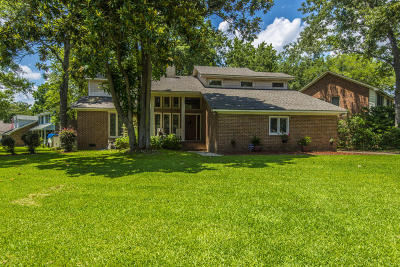 North Charleston Single Family Home For Sale: 156 Botany Bay Boulevard