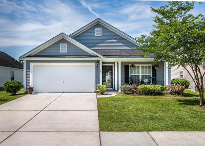 Goose Creek Single Family Home Contingent: 187 Wildberry Lane