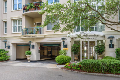 Charleston Attached For Sale: 2 Wharfside Street #5-C