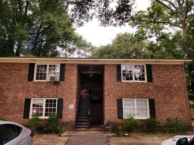 Walterboro Multi Family Home Contingent: 109 S Miller Street