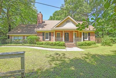 Charleston Single Family Home For Sale: 2 Shadowmoss Parkway