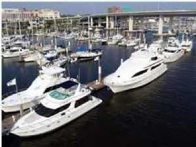 Charleston Boat Slip For Sale: 33 Lockwood Dr T-9 #Lu 216