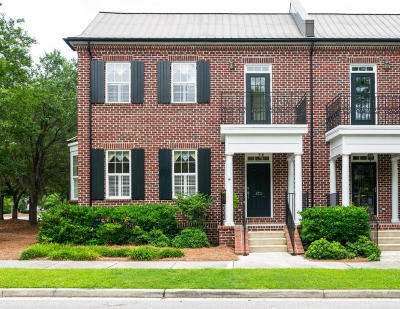 Berkeley County, Charleston County Attached For Sale: 873 Center Park Street