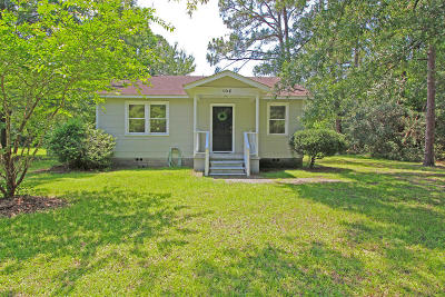 Summerville Single Family Home For Sale: 104 Pinewood Drive