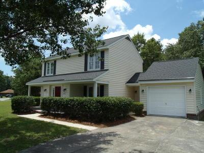 Summerville Single Family Home For Sale: 400 Longstreet Street