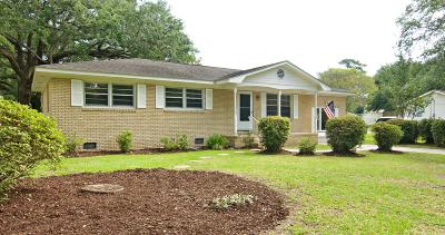 Charleston Single Family Home For Sale: 2244 Woodland Shores Road