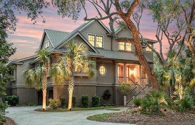 Kiawah Island Single Family Home For Sale: 57 Goldenrod Court