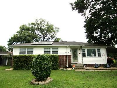 North Charleston Single Family Home For Sale: 2738 Martha Drive