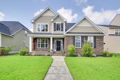 Moncks Corner Single Family Home For Sale: 210 Foxbank Plantation Boulevard